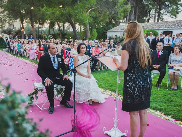 La boda de Ricardo y Ester en Riba-roja De Túria, Valencia 18