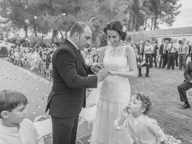 La boda de Ricardo y Ester en Riba-roja De Túria, Valencia 20