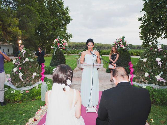 La boda de Ricardo y Ester en Riba-roja De Túria, Valencia 21