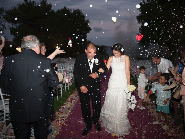 La boda de Ricardo y Ester en Riba-roja De Túria, Valencia 22