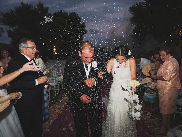 La boda de Ricardo y Ester en Riba-roja De Túria, Valencia 23