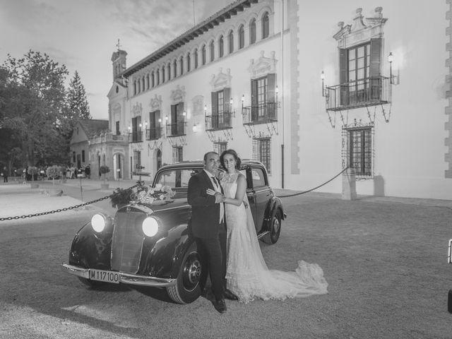 La boda de Ricardo y Ester en Riba-roja De Túria, Valencia 24