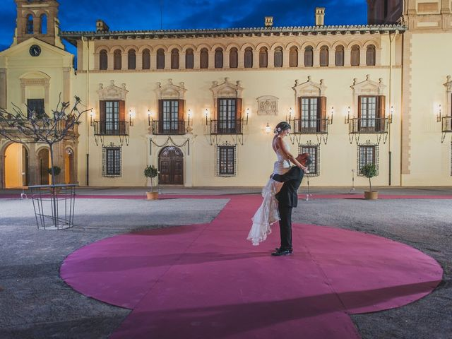 La boda de Ricardo y Ester en Riba-roja De Túria, Valencia 28