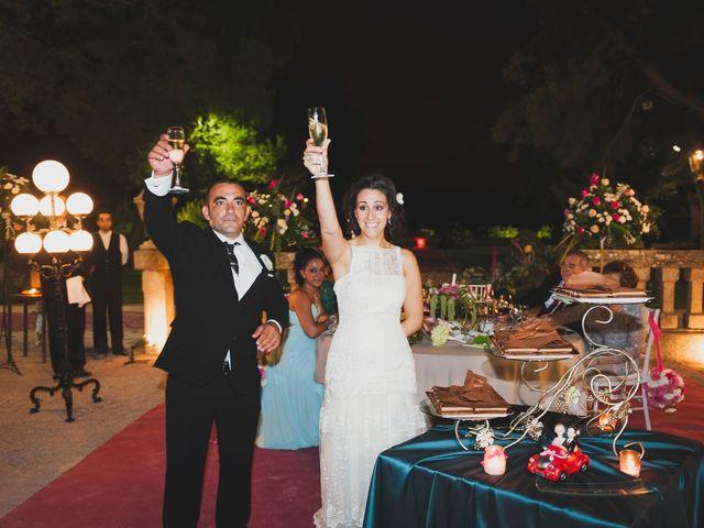 La boda de Ricardo y Ester en Riba-roja De Túria, Valencia 35