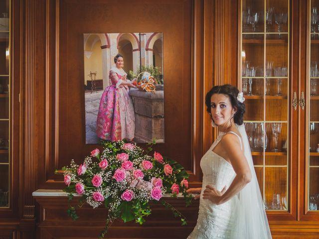 La boda de Ricardo y Ester en Riba-roja De Túria, Valencia 41