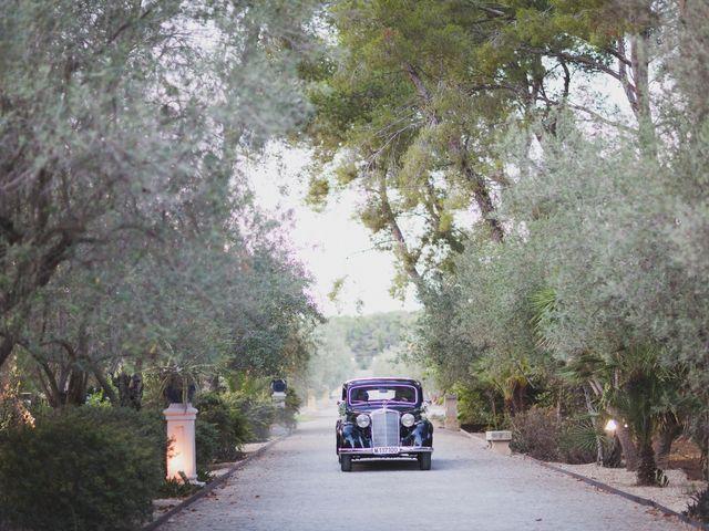 La boda de Ricardo y Ester en Riba-roja De Túria, Valencia 43