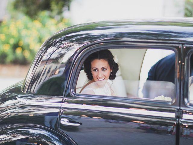 La boda de Ricardo y Ester en Riba-roja De Túria, Valencia 1