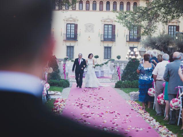 La boda de Ricardo y Ester en Riba-roja De Túria, Valencia 44