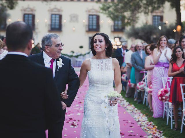 La boda de Ricardo y Ester en Riba-roja De Túria, Valencia 45