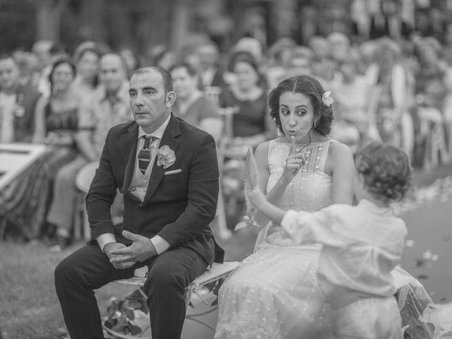 La boda de Ricardo y Ester en Riba-roja De Túria, Valencia 48