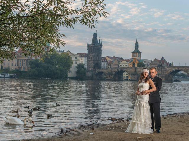 La boda de Ester y Ricardo