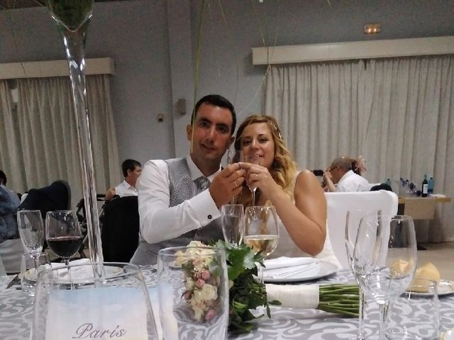 La boda de Juan José  y Esther en Monesterio, Badajoz 7