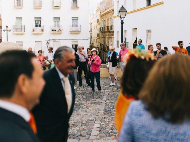La boda de Alvaro y Ana en Cádiz, Cádiz 20