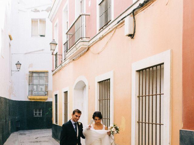 La boda de Alvaro y Ana en Cádiz, Cádiz 1