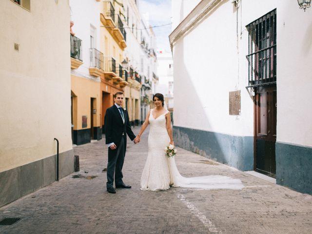 La boda de Alvaro y Ana en Cádiz, Cádiz 41