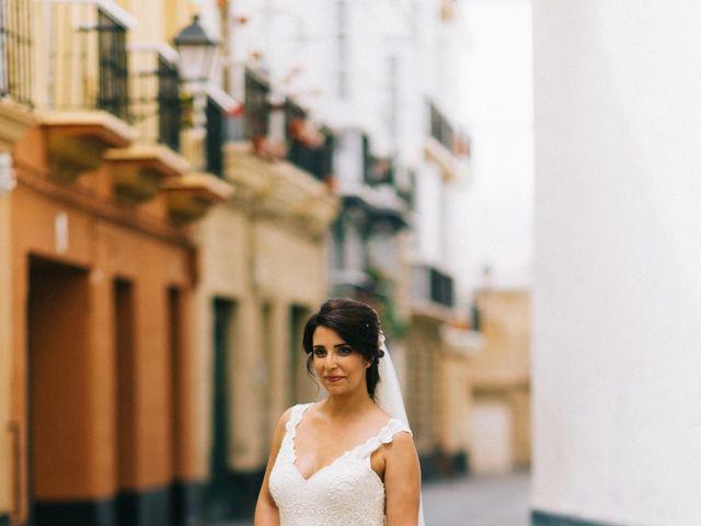 La boda de Alvaro y Ana en Cádiz, Cádiz 42