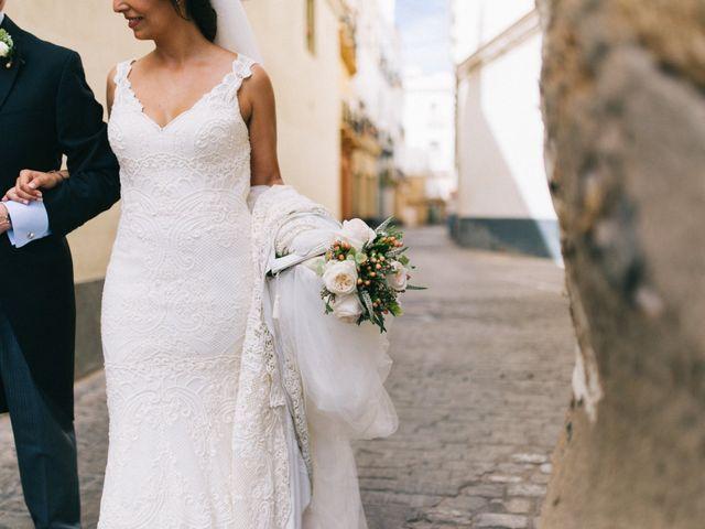 La boda de Alvaro y Ana en Cádiz, Cádiz 44