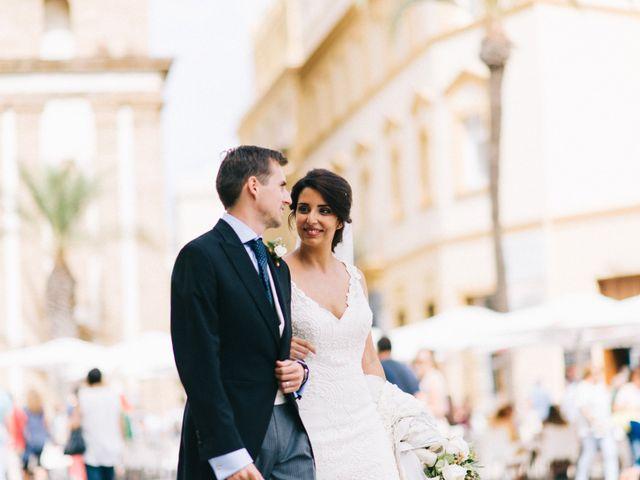 La boda de Alvaro y Ana en Cádiz, Cádiz 45