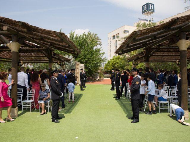 La boda de David y Andrea en Totana, Murcia 9