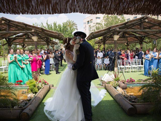 La boda de David y Andrea en Totana, Murcia 10