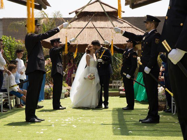 La boda de David y Andrea en Totana, Murcia 13