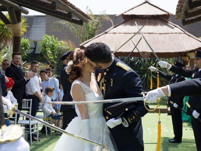 La boda de David y Andrea en Totana, Murcia 14