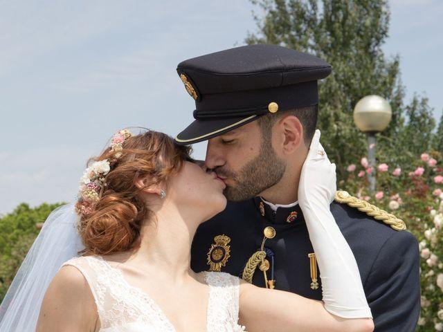 La boda de David y Andrea en Totana, Murcia 16
