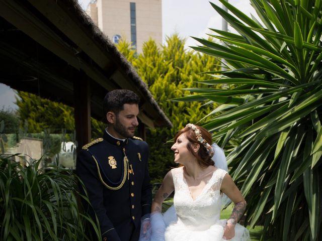 La boda de David y Andrea en Totana, Murcia 17
