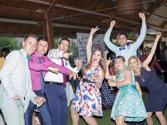 La boda de David y Andrea en Totana, Murcia 20