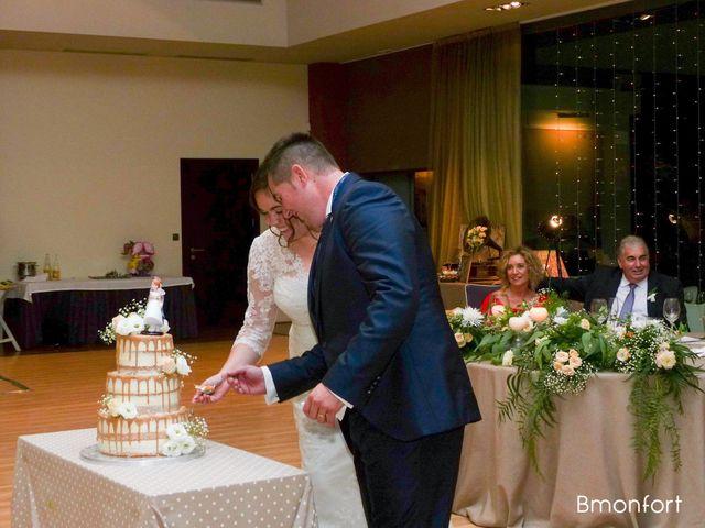 La boda de Rubén y Raquel en Burriana, Castellón 1