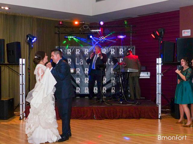 La boda de Rubén y Raquel en Burriana, Castellón 2