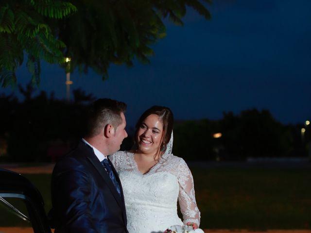 La boda de Rubén y Raquel en Burriana, Castellón 5