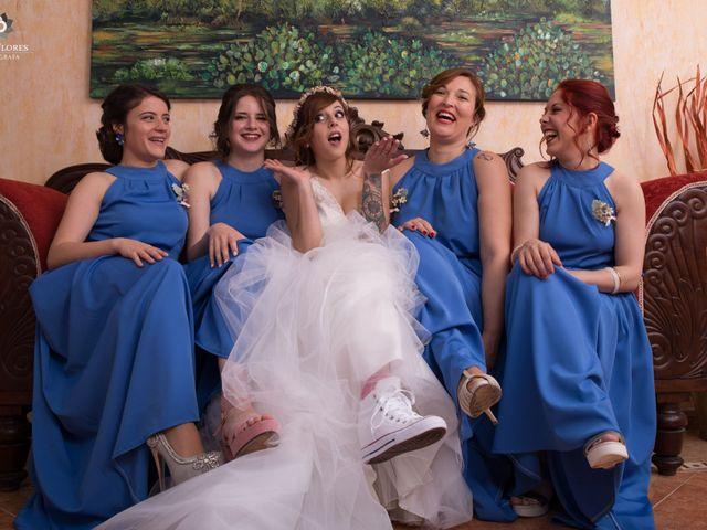 La boda de David y Andrea en Totana, Murcia 4