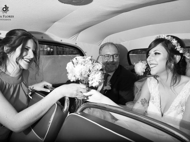 La boda de David y Andrea en Totana, Murcia 7