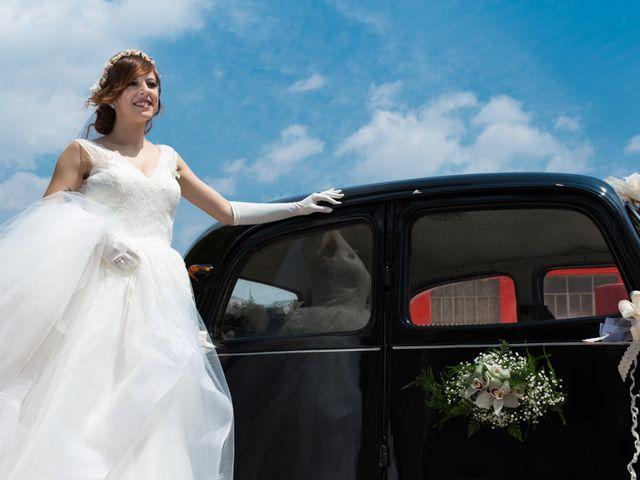 La boda de David y Andrea en Totana, Murcia 8