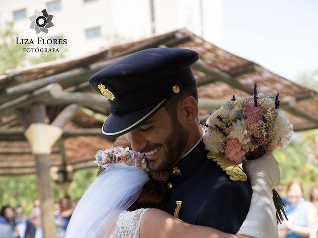 La boda de David y Andrea en Totana, Murcia 11