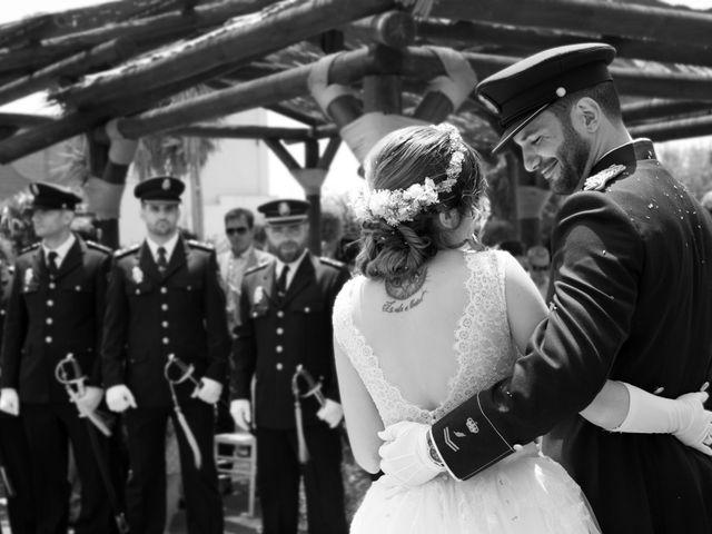 La boda de David y Andrea en Totana, Murcia 15
