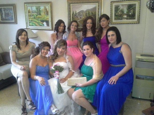 La boda de Marian y Tomás  en Quart De Poblet, Valencia 1