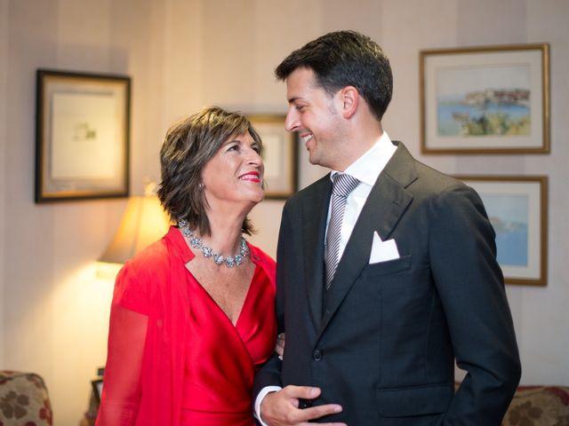 La boda de Naiara y Alvaro en Gordexola, Vizcaya 11