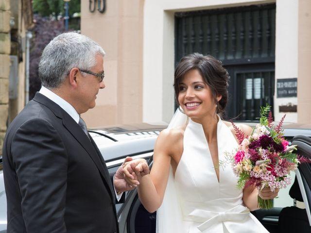 La boda de Naiara y Alvaro en Gordexola, Vizcaya 20