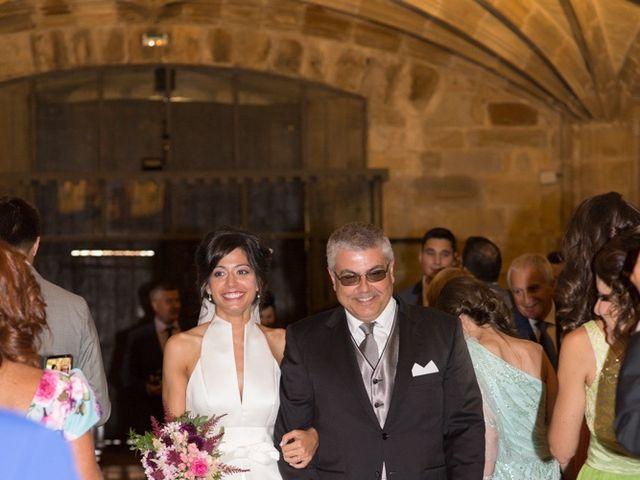 La boda de Naiara y Alvaro en Gordexola, Vizcaya 21