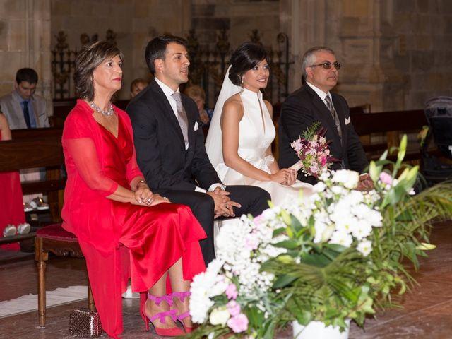 La boda de Naiara y Alvaro en Gordexola, Vizcaya 22