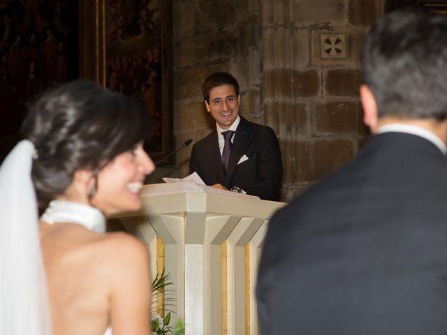 La boda de Naiara y Alvaro en Gordexola, Vizcaya 24