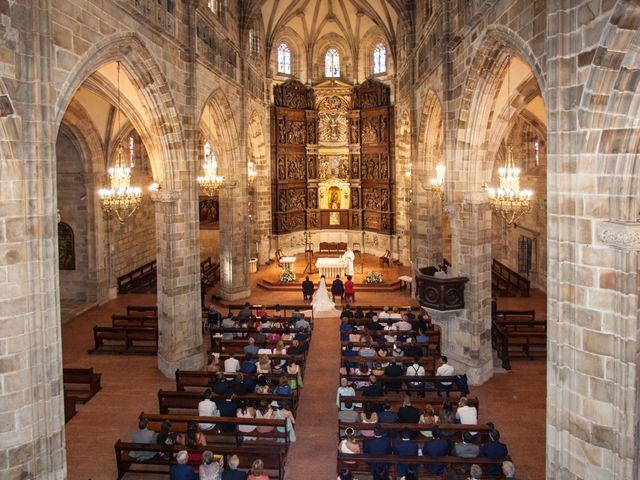 La boda de Naiara y Alvaro en Gordexola, Vizcaya 26