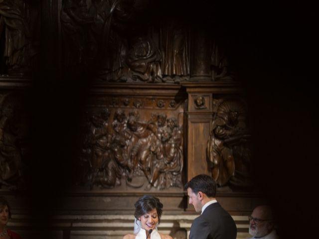 La boda de Naiara y Alvaro en Gordexola, Vizcaya 27