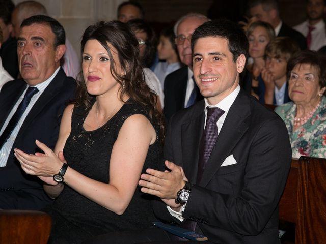 La boda de Naiara y Alvaro en Gordexola, Vizcaya 29