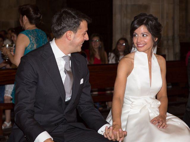 La boda de Naiara y Alvaro en Gordexola, Vizcaya 32