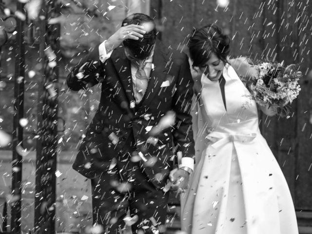 La boda de Naiara y Alvaro en Gordexola, Vizcaya 33