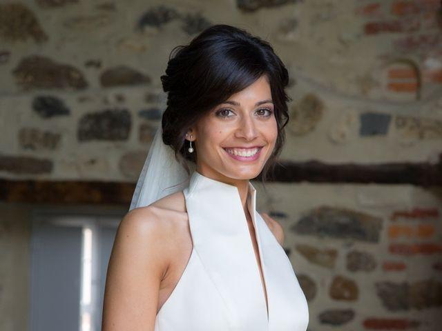 La boda de Naiara y Alvaro en Gordexola, Vizcaya 34