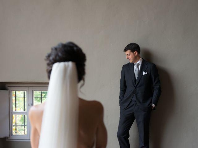 La boda de Naiara y Alvaro en Gordexola, Vizcaya 43